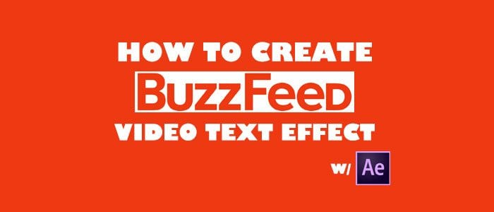 Create Buzzfeed's Text Pop Up Effect