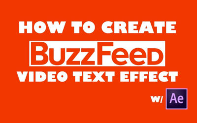 Create Buzzfeed Text Pop Up Videos