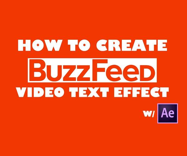 Create Buzzfeed Text Pop Up Videos